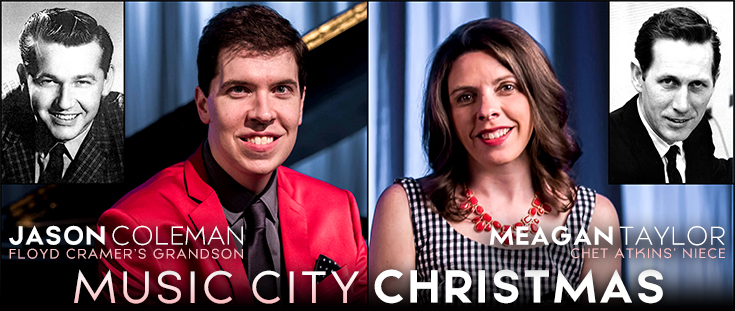 A Music City Christmas with Jason Coleman & Meagan Taylor