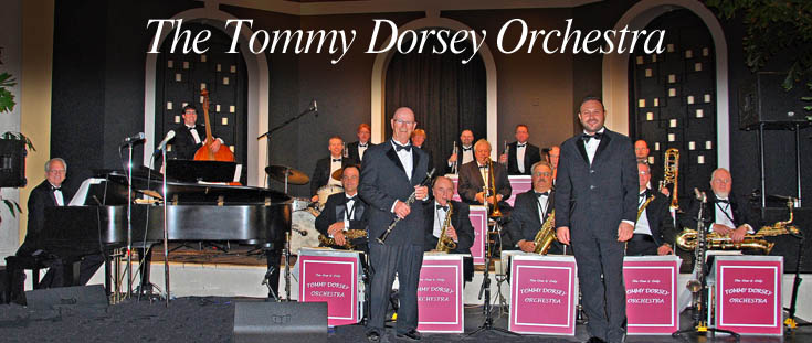The Tommy Dorsey Orchestra